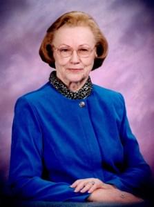 Dorothy Lue  Straughan