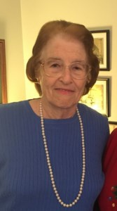 Martha Robison  Meier