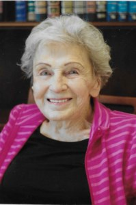 Donna Mae  Warner