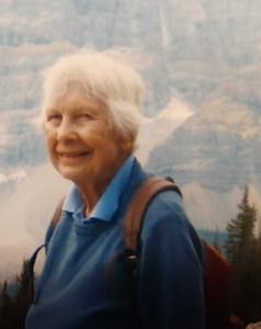 Mrs. Marjorie Charlotte Johnston  West
