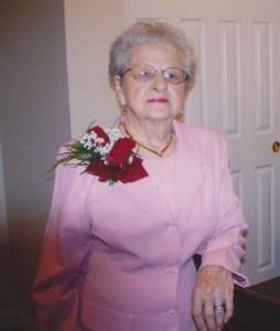 Dorothy Mae  VeVerka Hurst