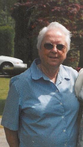 Dorothy Margaret  Karr