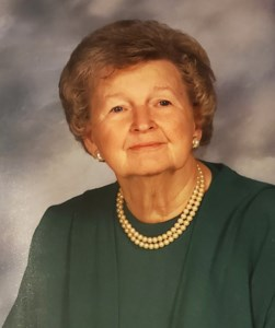 Jennie Pridgen  Williams