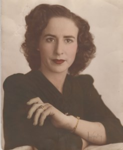 Fannie Eugenia  Thomas