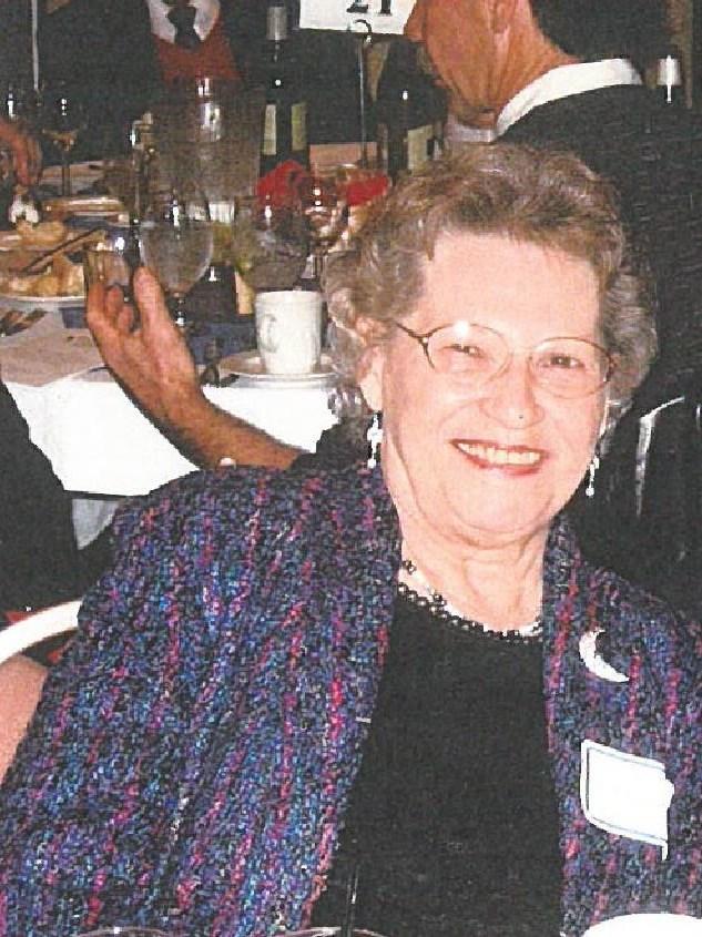 Juanita Elinor  Crowe