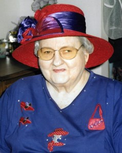 Frances M.  Magnuson
