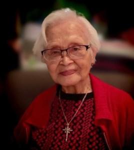 Maria Punzalan  Aguilar