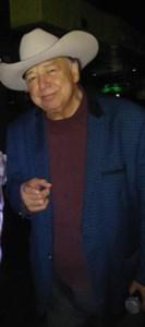 """Juan """"Johnny"""" A.  Rangel"""