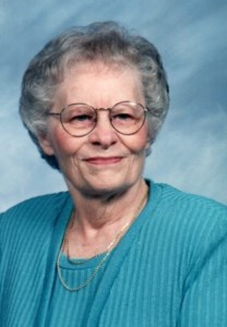 Doris  Romey