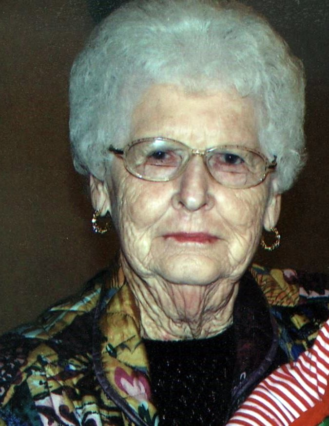 Mrs. Geraldine McCorquodale  Johnson
