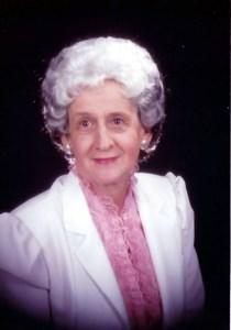 Helen Irene  (Knott) Roach