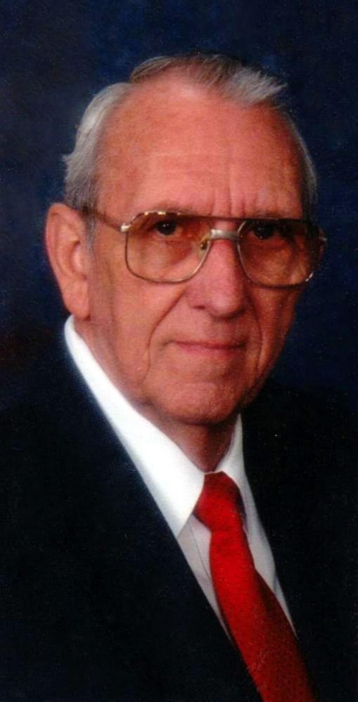 Calvin T.  Harkness