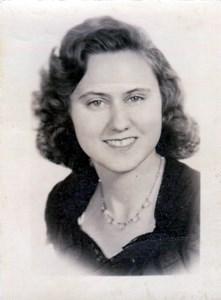 Betty Jane  Warne