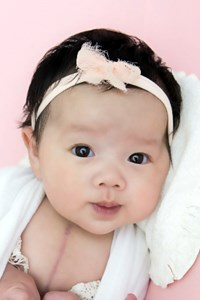 Madelyn Grace Quynh-Anh  Le