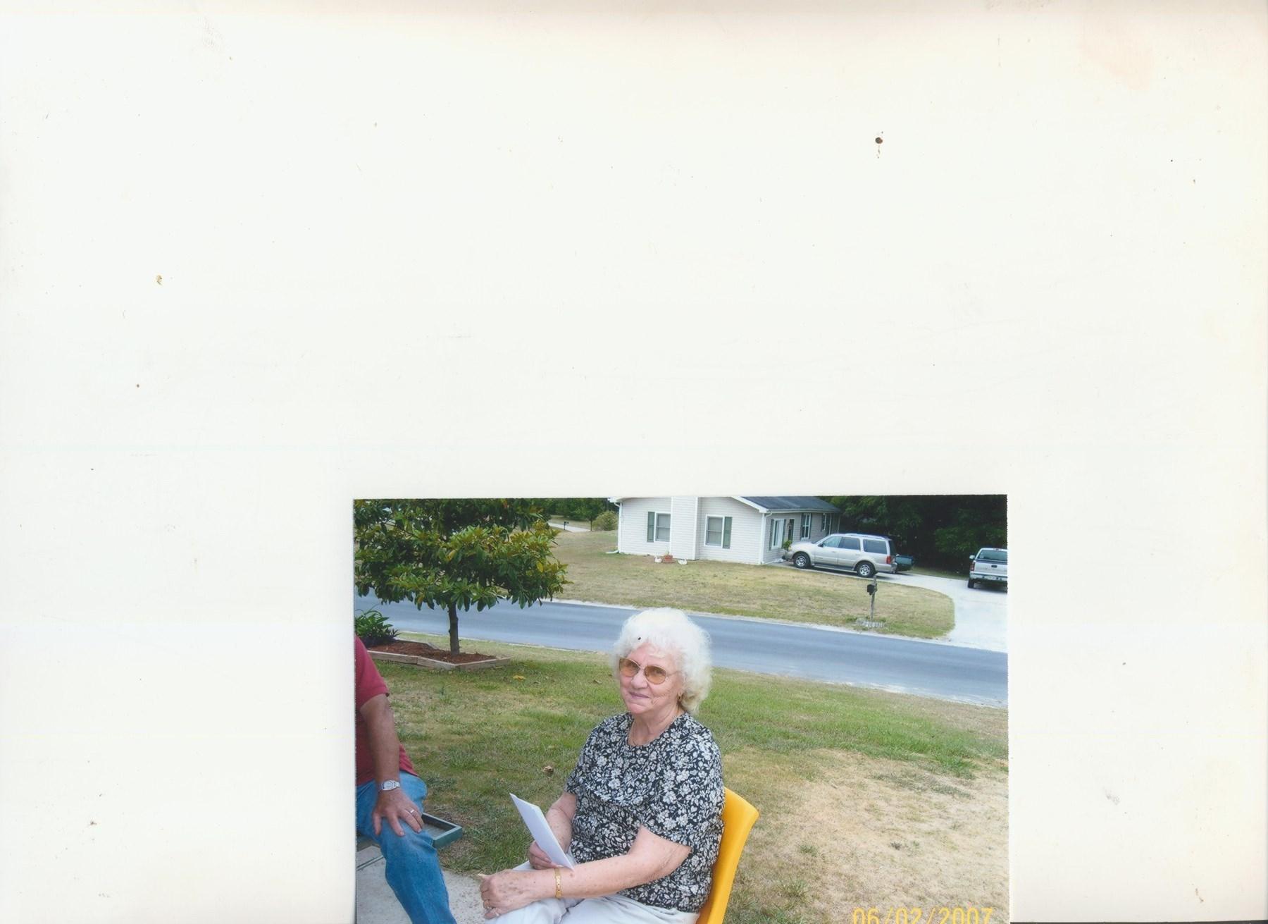 Betty Frances  Gentry