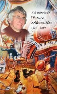 Obituary of Patrice Ahrweiller