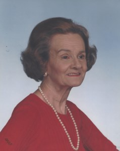 Margaret Scott  Smith