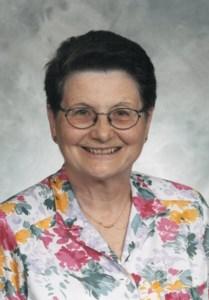 Janet Erna  Nicholson