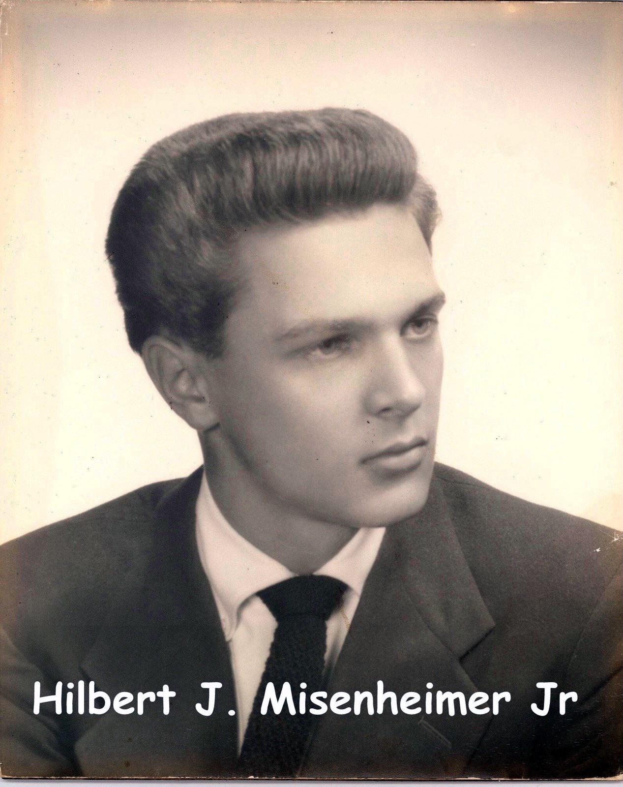 Hilbert Jones  Misenheimer Jr.
