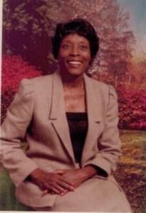 Elizabeth Maxwell  Johnson