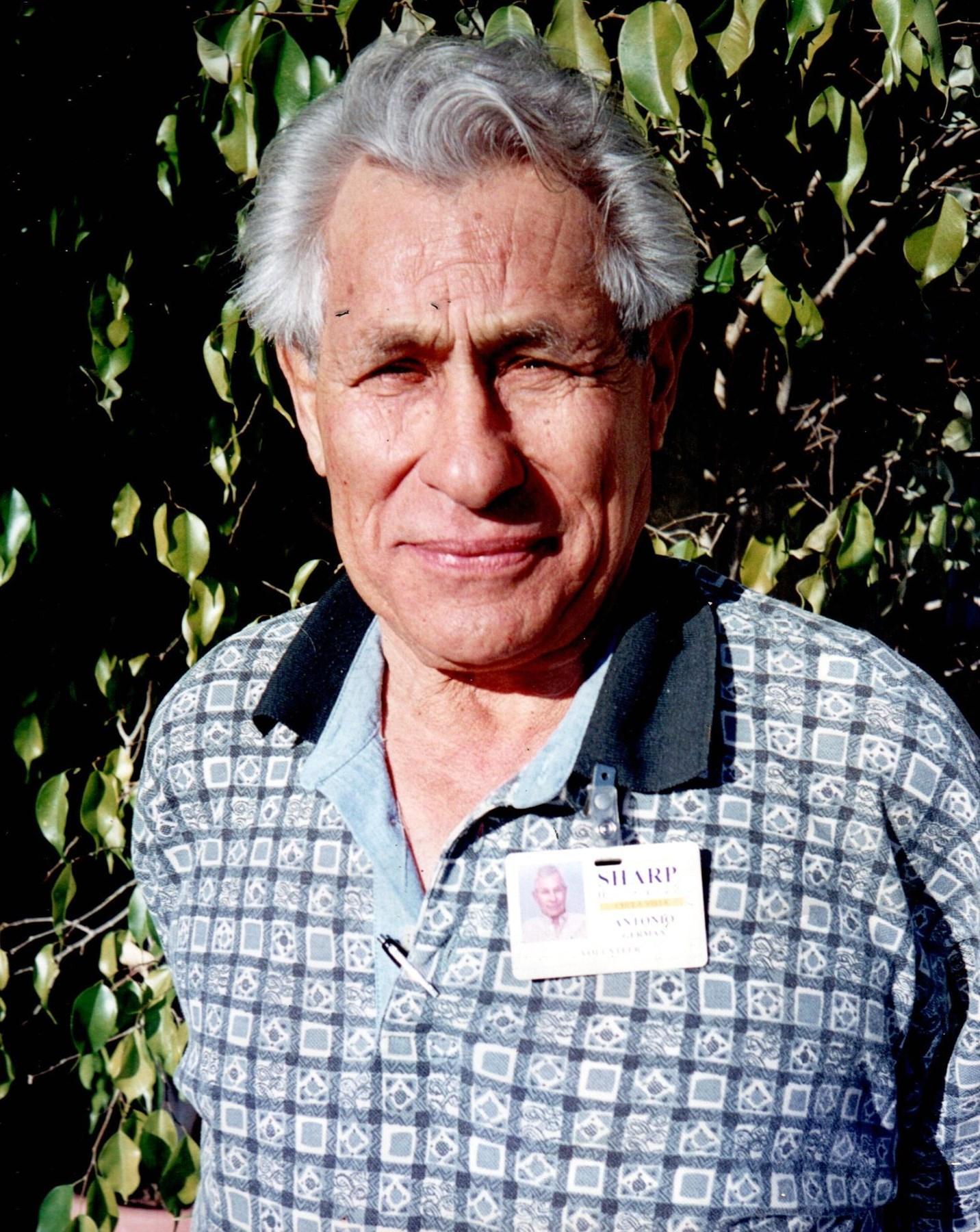 Antonio  German