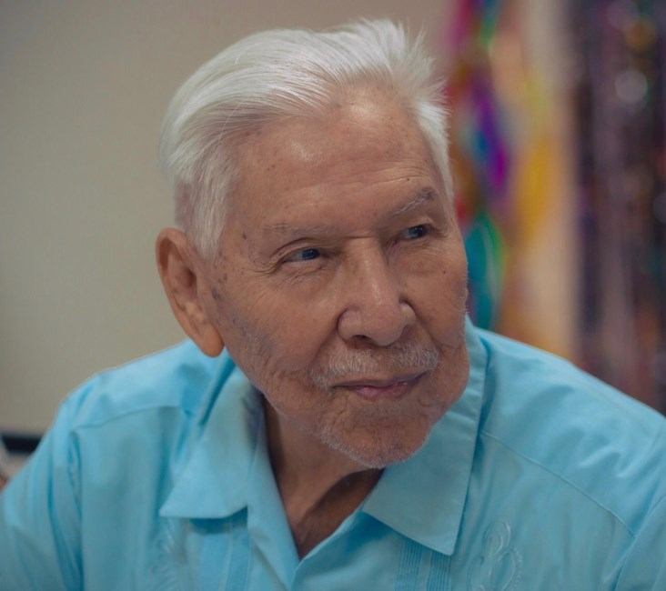 Obituary of Louis Garza Cardenas