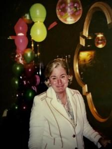 Joy Anne  Tomlinson