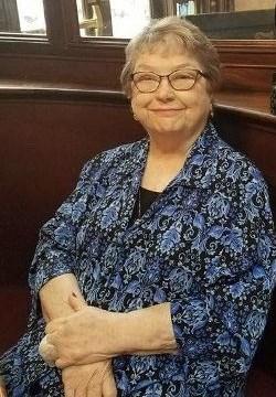 Mary Elizabeth  (Barr) Camper