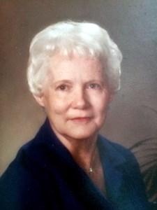 Mary Burnett  Warren