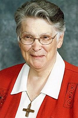 Sister Anne McCarrick