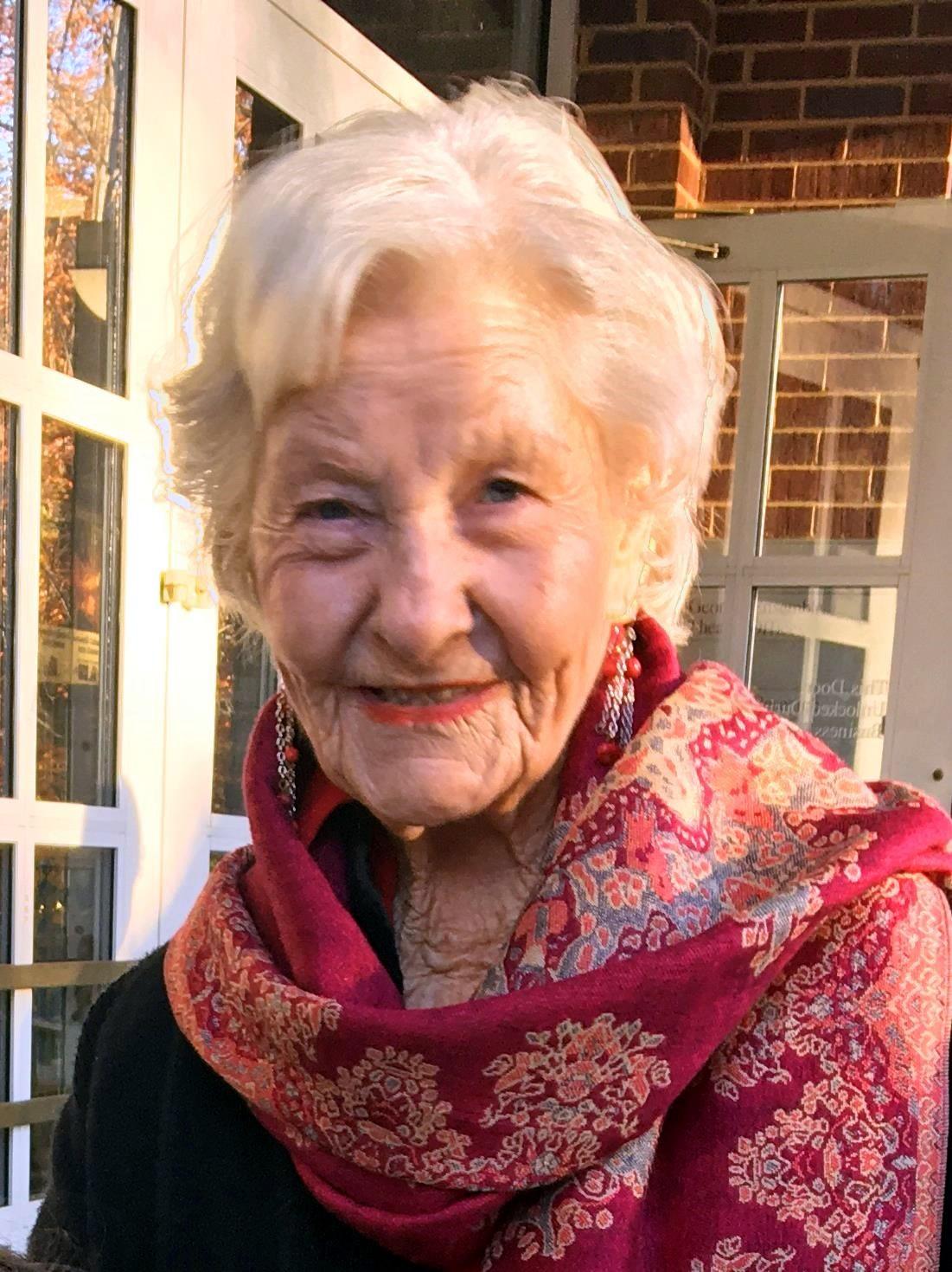 Mary Ruth  Harrison