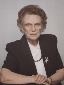 Alma Mae  Underwood