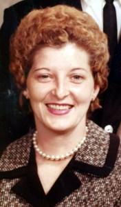 """Mary """"Dolly"""" Irene  Arnold"""