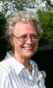 Margaret Gladys  Johnson
