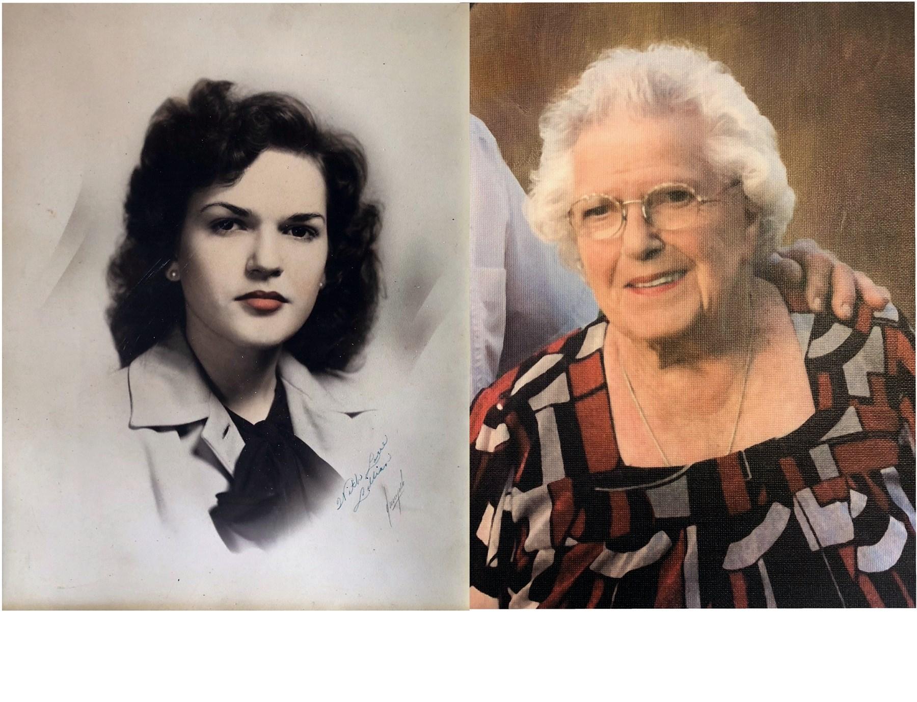 Lillian Mae  Bergeron
