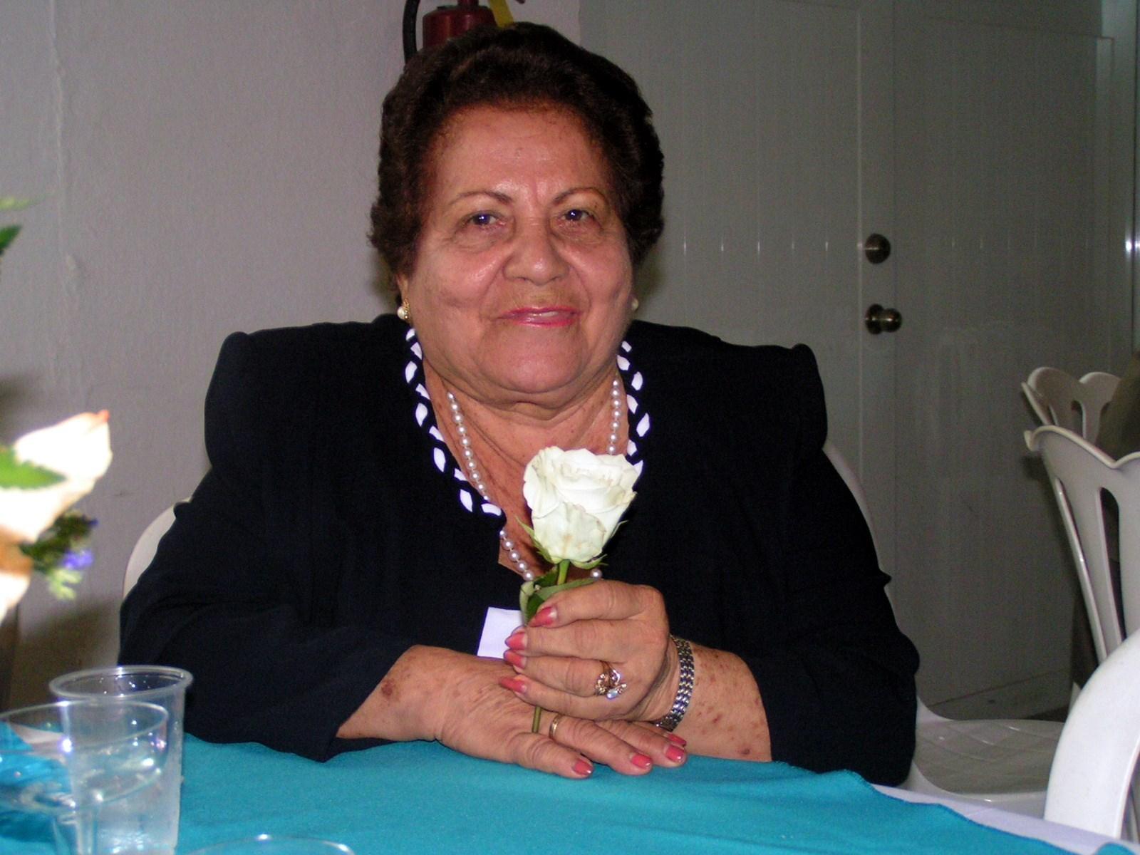 Flor María  Santiago Vazquez