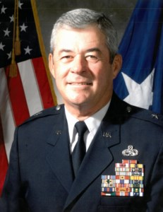 Brigadier General Charles Estill  Savage, USAF (Ret.)