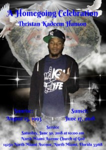 Thristan Kadeem  Hanson