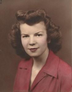 Bonnie Cornwall  Henderson