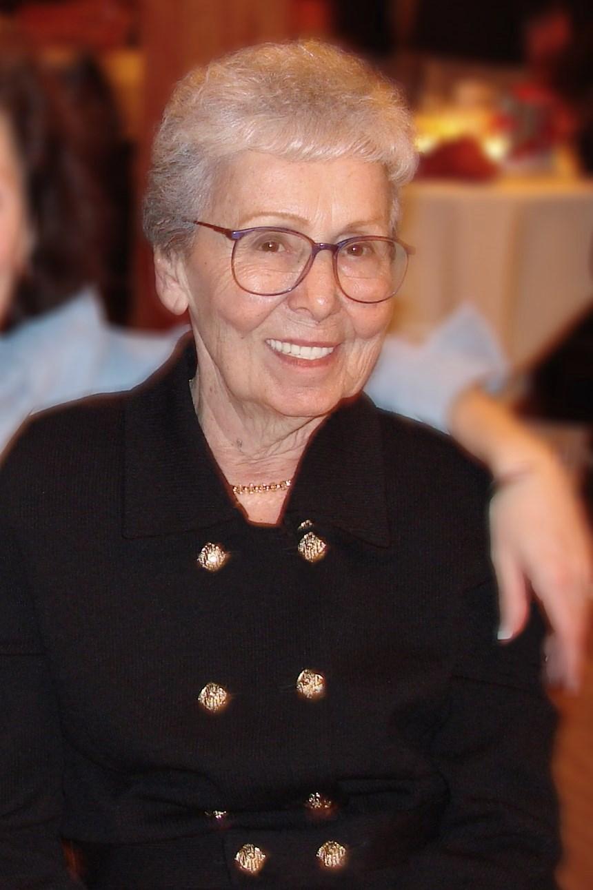 Irma J.  Hiss