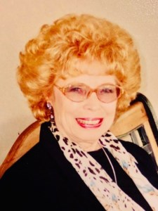 Betty Jean  Hunter