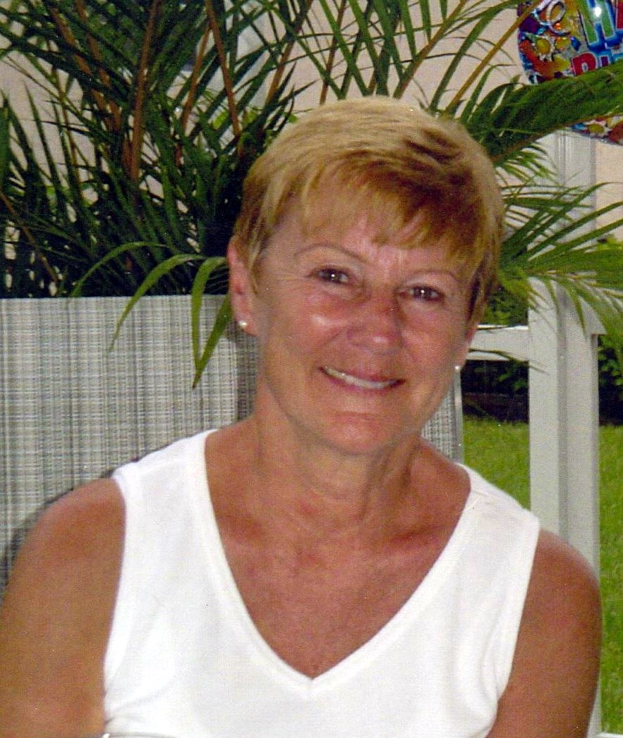 Patricia Mary  Magnussen