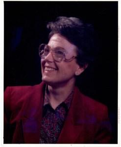 Evelyn Stapp  Thornton