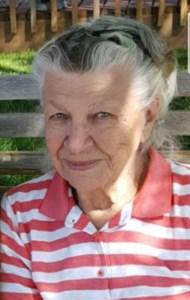 Mildred Hannah  Hewitt